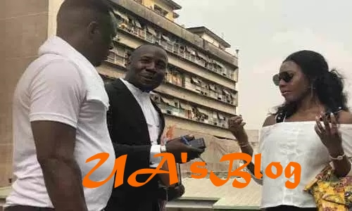 Stephanie Otobo Asks Lagos Court To Order Examination Of Apostle Suleiman's Manhood To Ascertain Veracity Of Explicit Pictures They Exchanged