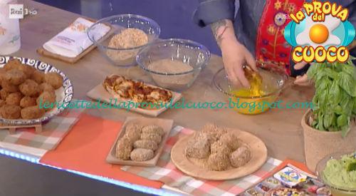 Calamari pizza e carbonara fritta ricetta Sorbillo, Pascucci e Bonci da Prova del Cuoco