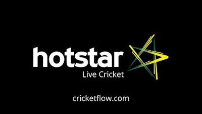 Hotstar Live Cricket Match Today Online