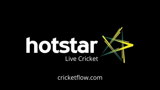 Hotstar Live Cricket Match Today Online | Latest Update