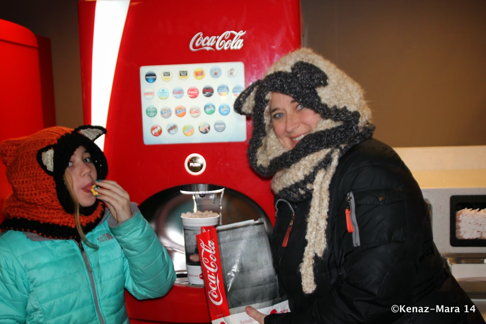 Because Theres Life After Birth Coca Cola Fueled Adventures At Amc