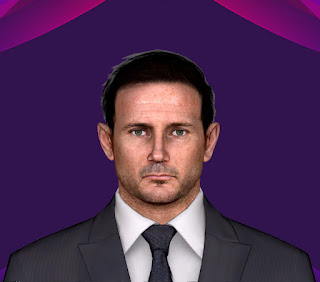 PES 2017 Faces Manager Frank Lampard by Sameh Momen