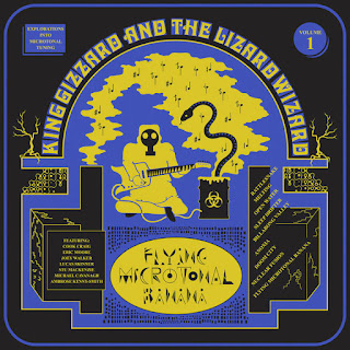 King Gizzard & The Lizard Wizard - Flying Microtonal Banana (2017) - Album Download, Itunes Cover, Official Cover, Album CD Cover Art, Tracklist
