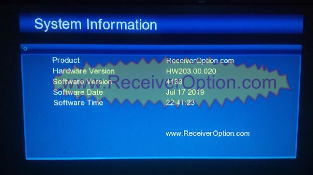 GX6605S HW203.00.020 TEN SPORTS SOFTWARE NEW UPDATE