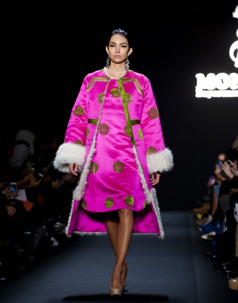 MONGOL debut at New York Fashion Week