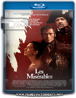 Os Miseráveis Torrent - BluRay Rip 720p Dublado