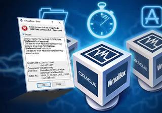 Mengatasi Filed To Open The Harddisk Dengan Reset UUID
