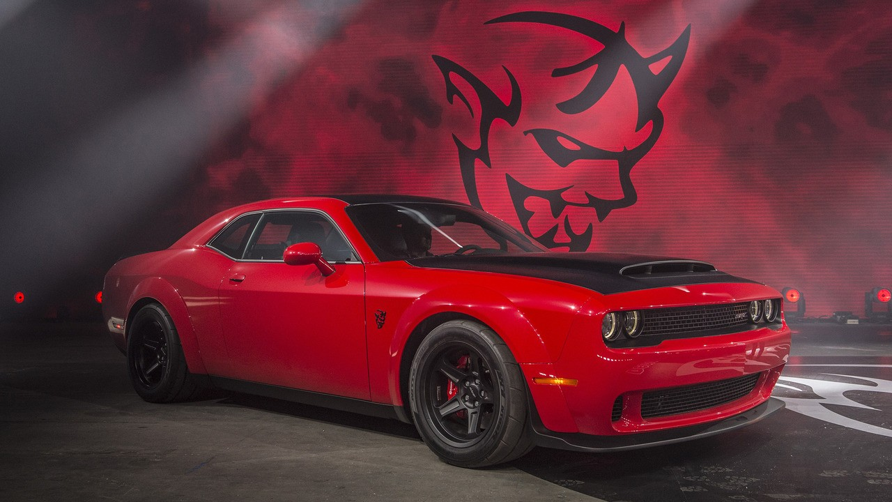 2018 Dodge Demon Video and Review