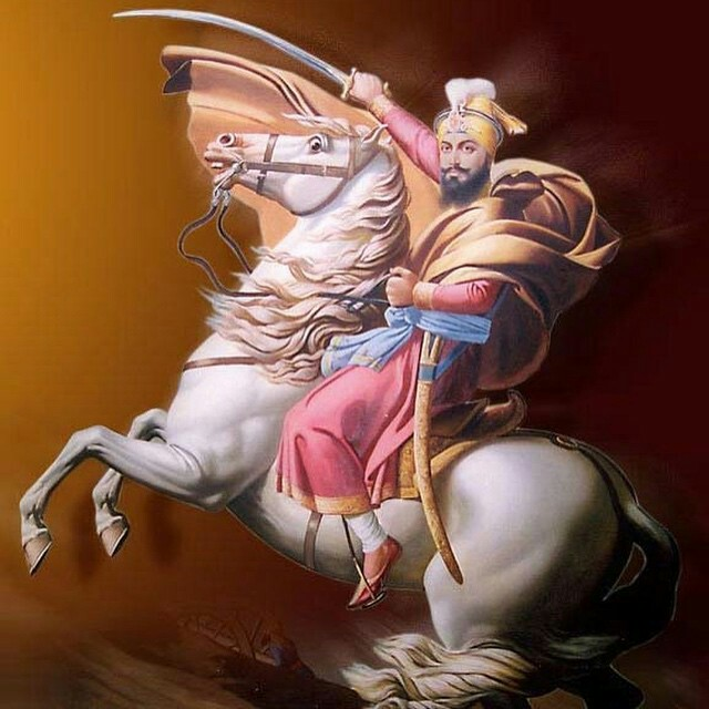 guru gobind singh ji hd wallpaper