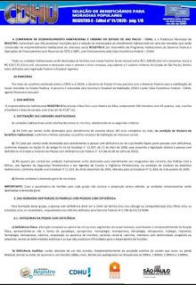 Registro-SP terá 260 novas moradias da CDHU