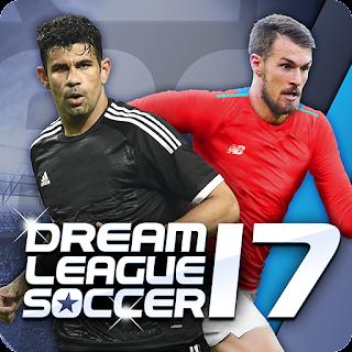 Dream League Soccer 2017 v4.01 Apk+Mod Money