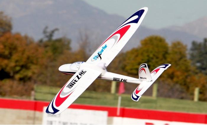 BlitzRC Sky Surfer V5 1400mm EPO RC Airplane KIT/ARF PNP Aircraft