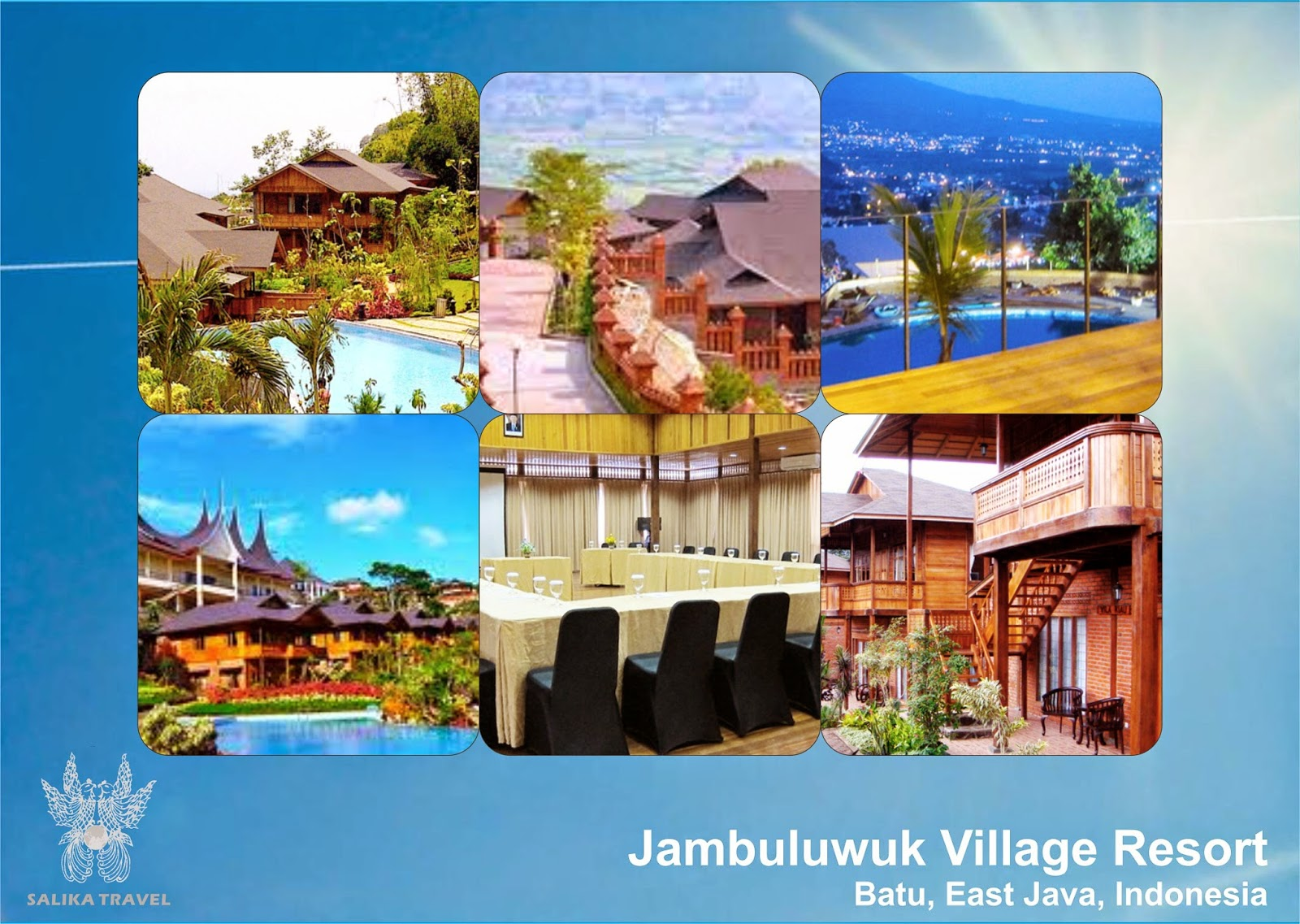 Jambuluwuk Batu Village Resort - Salika Travel