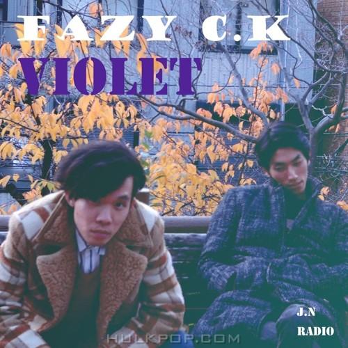 FAZY C.K – VIOLET – Single