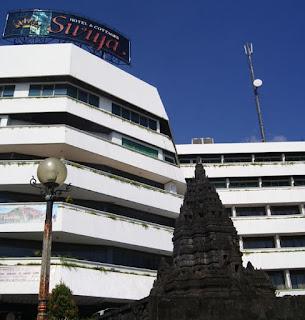 Hotel-Hotel Di Tretes