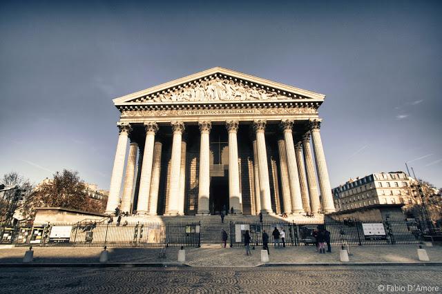 La Madeleine-Parigi