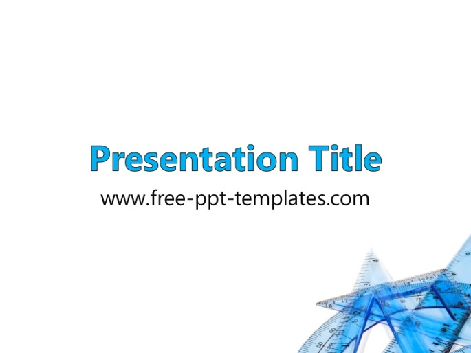engineering ppt template