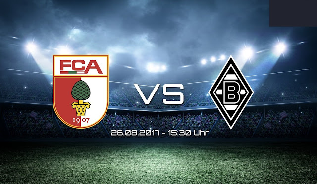 Augsburg vs Borussia M.Gladbach Full Match & Highlights 26 August 2017