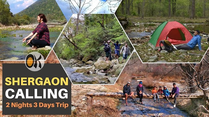 2 Nights 3 Days Trip to Shergaon near Rupa, Arunachal Pradesh by OK! North East | #OKTravel