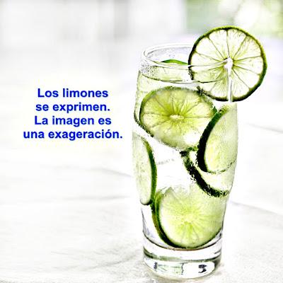 Gripe resfriado común agua limón