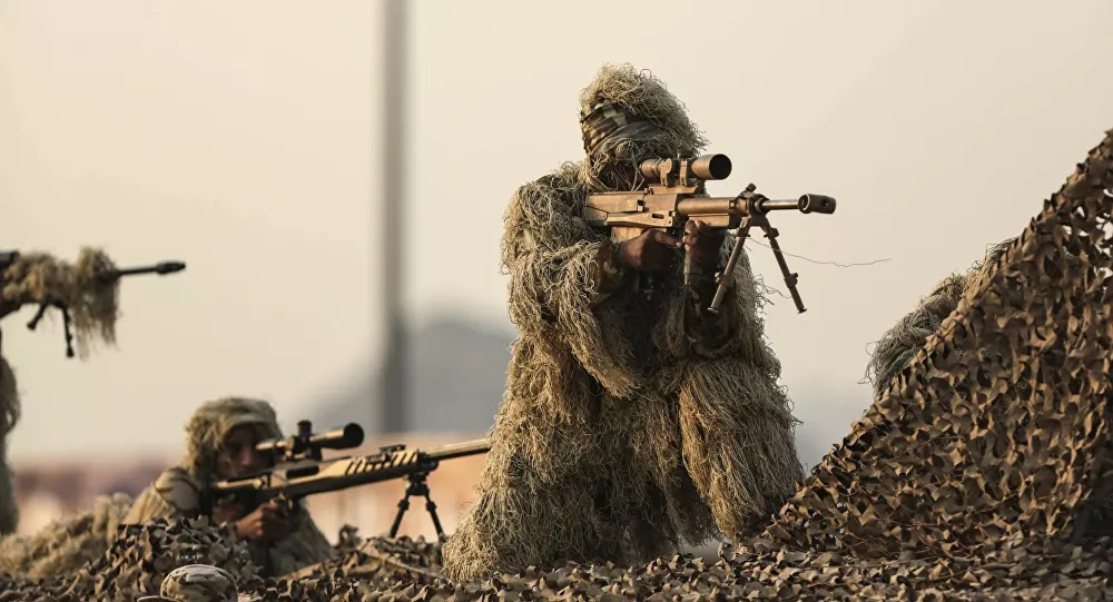 الجيش الأمريكي يبحث عن قواعد احتياطية في السعودية لاستخدامها في أوقات الخطر الشديد