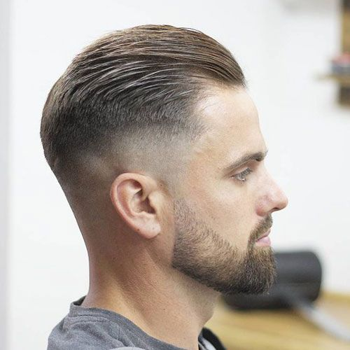 Short and Slick Haircut