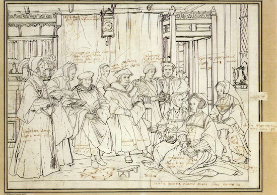 Image by Hans Holbein [Public domain], via Wikimedia Commons