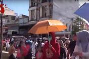 Wow uniknya Karnaval Tingkat SD Kabupaten   Wajo, Ayooo lihat Videonya