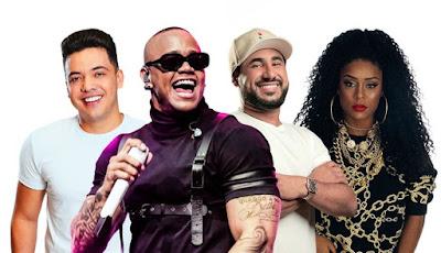 Baile da Santinha: Ensaios de Léo Santana em Salvador começam em janeiro; 1ª edição terá MC Rebeca, Safadão e Saia Rodada