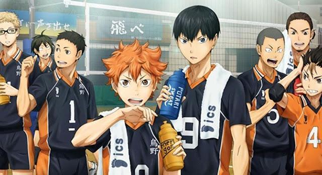 Manga Haikyu!! entra en pausa y volverá el 28 de octubre