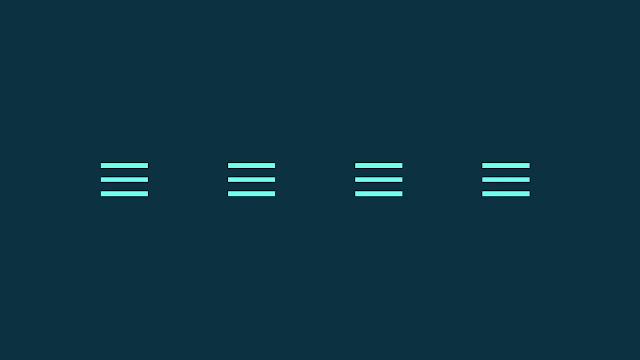 Pure CSS Multiple Hamburger Icons Transition