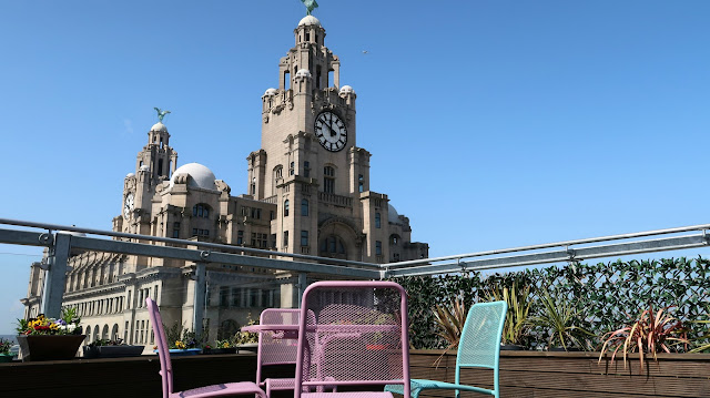 Danielle Levy, Oh Me Oh My, Goodness Gracious Roof Garden, Liverpool Life,