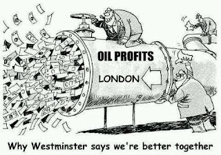 Why Westminster has said for years Scotland is Better Together in the UK