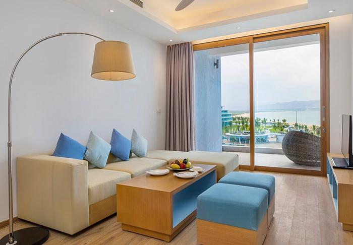 Phòng Family khách sạn FLC Quy Nhơn 01