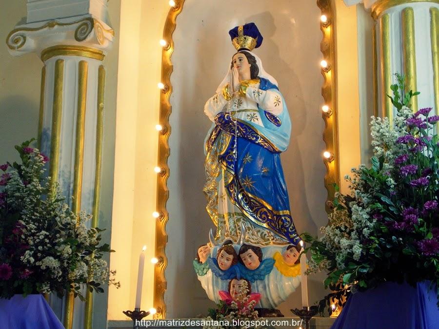 Icatolica Com Nossa Senhora Da Conceição Aparecida: Paróquia De Sant'Ana Bom Jardim