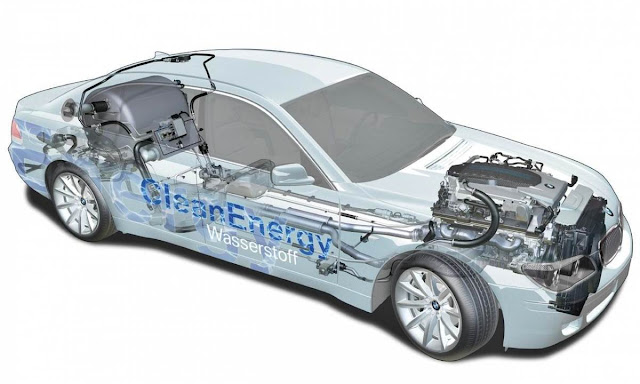 BMW I Could Have Mass-Produced Hydrogen-Powered Cars On The Road By 2020