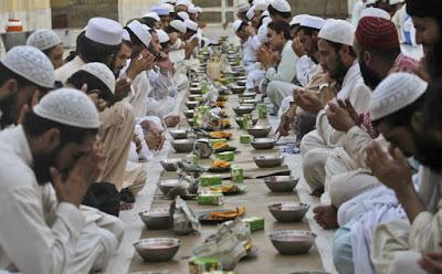 Doa di Bulan Ramadhan