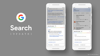 Google Search Updates