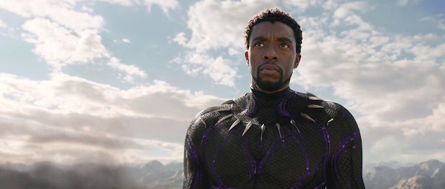 Black Panther (2018) Dual Audio [Hindi-DD5.1] 1080p BluRay ESubs Download