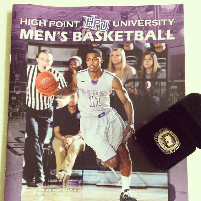 Haiishen McIntyre, Dwayne Mckell, @officialmckell, HPU, High Point University, Rainbow classic title, basketball player shoot, basketball player killed, Sheenomack
