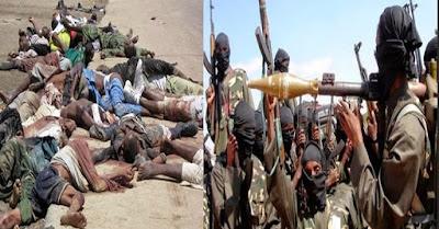 Borno State Killing
