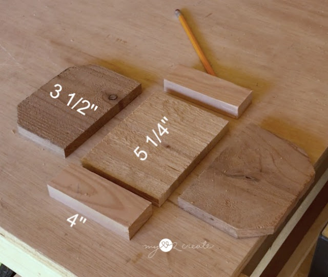 wood cut sizes