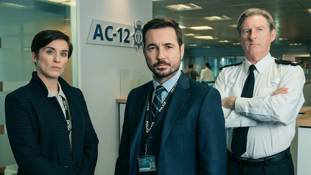 The BBC's Line of Duty has been a ratings hit.