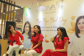 [EVENT] GRAND LAUNCHING EDIVA PURE & YOUNG