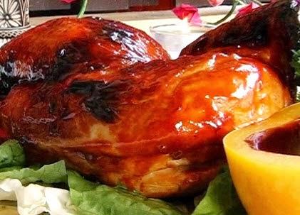 Ayam bakar madu spesial