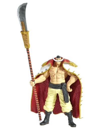 Shirohige coleccion oficial de figuras de one piece