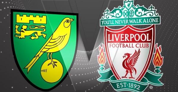 مباراة قويه افتتاحيه ليفربول ونوريتش سيتي بث مباشر الدوري الانجليزي