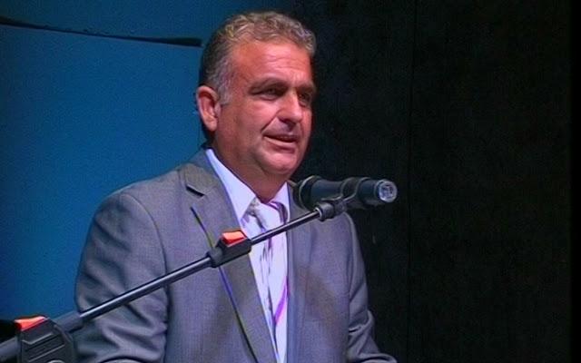 Αντιπρόεδρος της ΔΕΥΑΑΡΜ ο Νίκος Γκαβούνος και το ευχαριστώ στον Δήμαρχο Άργους Μυκηνών