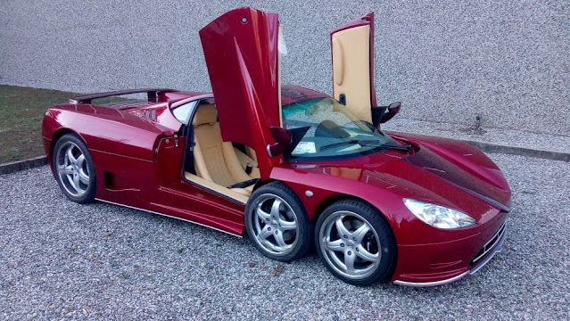 Supercars You have never heard of it