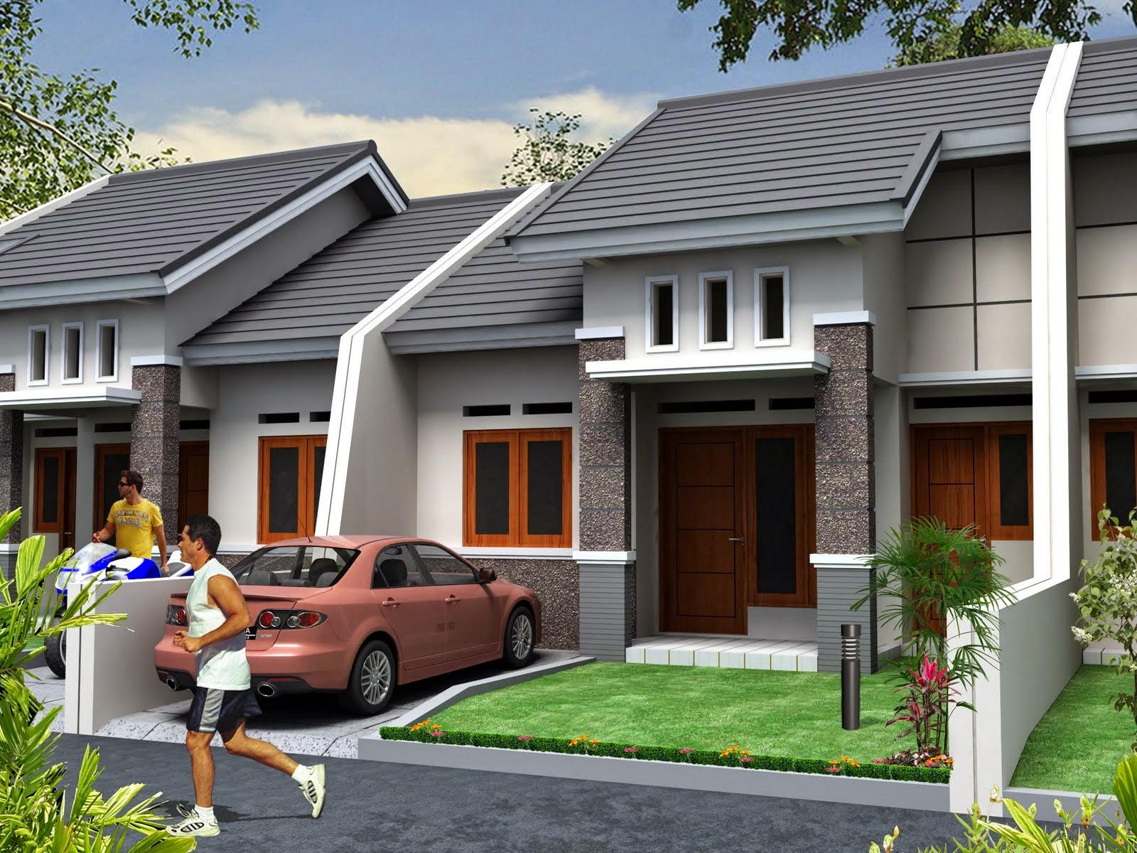 840 Desain Rumah Minimalis Terbaru